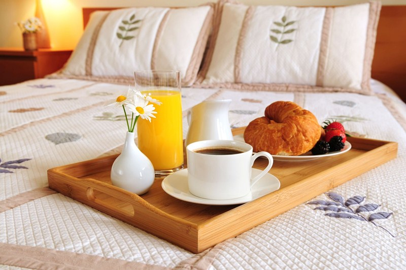Reisekosten: Übernachtung mit Frühstück