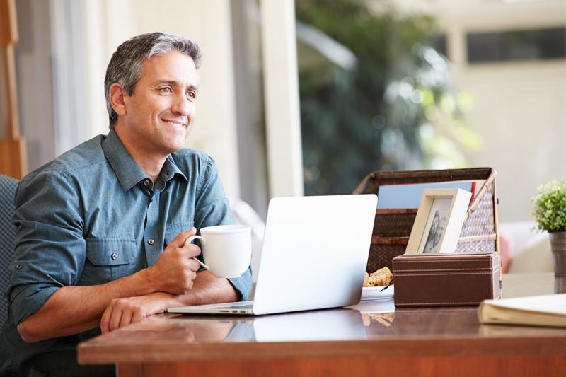 Häusliches Arbeitszimmer: Ermittlung des Aufgabegewinns