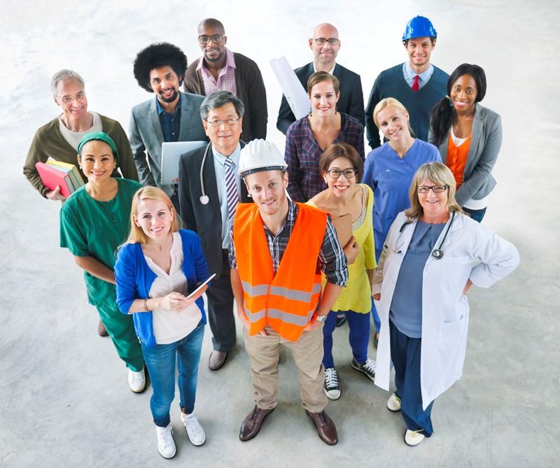 Teilzeitkräfte im Übergangsbereich (Midi-Jobs)