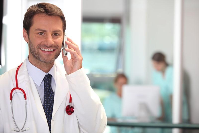USt-Befreiung für medizinische Telefonhotline