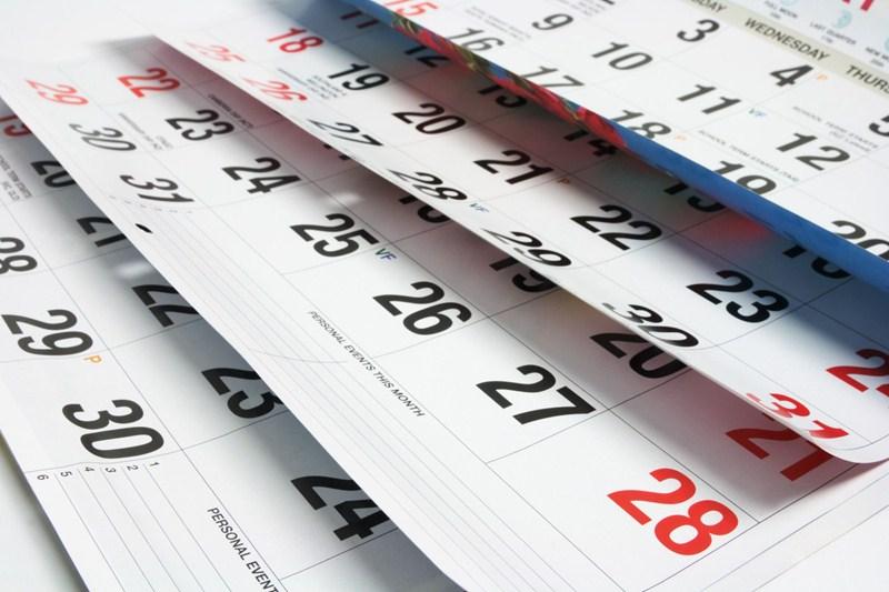 Steuertermine Januar 2021