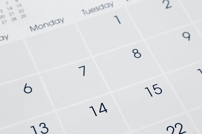 Steuertermine Februar 2021